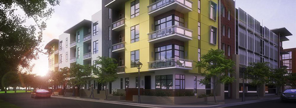 Multifamily Residential: Greenway Lofts
